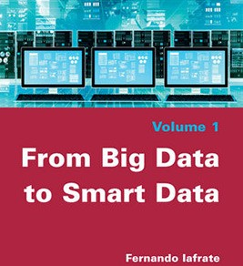 "Book cover for ""From Big Data to Smart Data"""