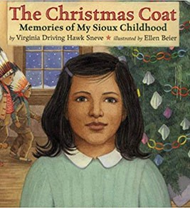 The Christmas Coat Cover